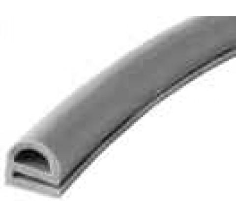 Joints silicone pour portes de fours et vitres de fours modèle LD par 4 couronnes de 25 m