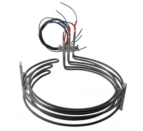 Résistance circulaire  10000 W pour four ventilé adaptable BONGARD