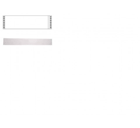 Toile enfourneur adaptable sur four GUYON * 6400X650mm