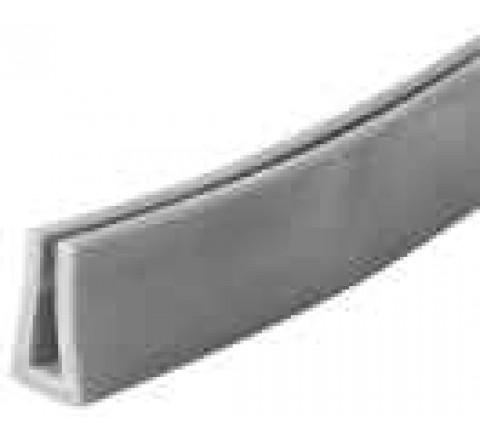 Joint silicone pour portes de fours et vitres de fours modèle UP par 4 couronnes de 25 m